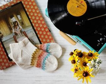 Summer Vibes Sock Pattern