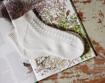 The First Snow Socks
