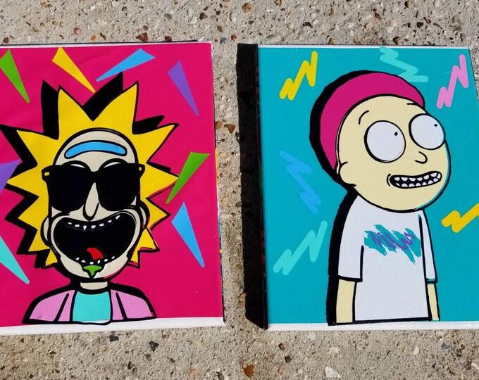 Sanchez Family Pop Art