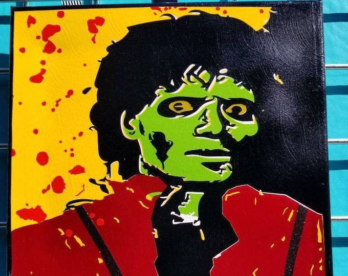 """No Mere Mortal Can Resist"" Pop Art"