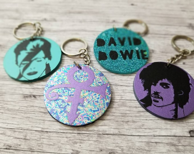 Celeb Key Chains