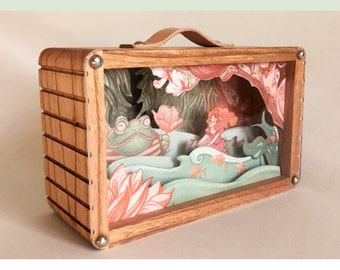 Music Box Thumbelina