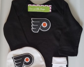 c4475e9ec06 Philadelphia flyers baby boy outfit/flyers baby/flyers take home/flyers  newborn/flyers baby shower/flyers baby gift/flyers toddler