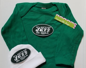 8acca4fd3ac New York Jets baby outfit Ny Jets take home New York jets baby ny jets baby New  York Jets baby shower jets baby jets newborn jets baby boy