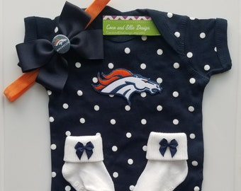 Broncos Outfit Etsy