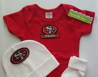 3d1bf4a0c 49ers baby