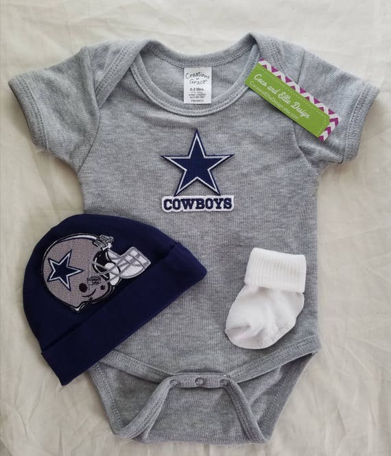 dallas cowboys baby outfit dallas cowboys newborn dallas cowboys take home dallas  cowboys baby shower dallas cowboys baby boy cowboys baby cc8b94de1