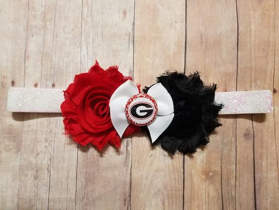 0223a53a770 university of Georgia headband-georgia bulldogs