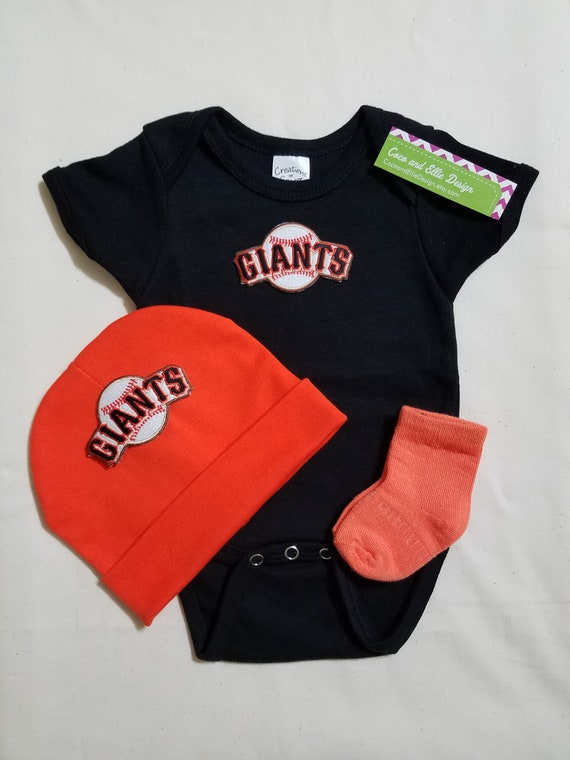 san francisco giants baby outfit-san francisco giants baby  dd4dce877