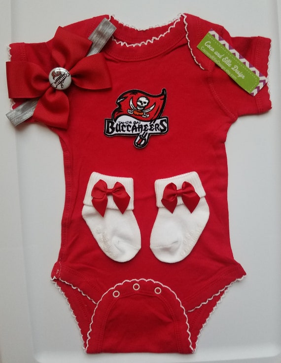5a4c50ef6 Tampa bay buccaneers baby outfit Tampa bay buccaneers baby