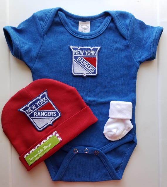 New York Rangers baby outfit-baby new york rangers-ny rangers  a589a8e4d
