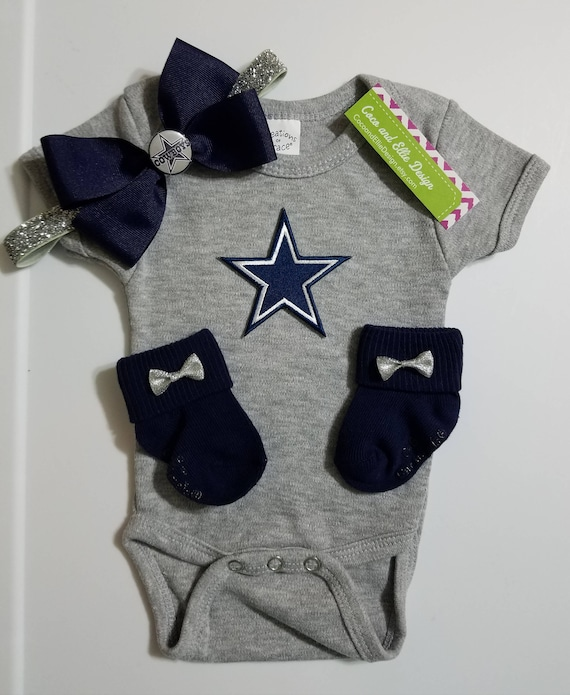 1acabab64 Dallas cowboys baby girl outfit  dallas cowboys newborn