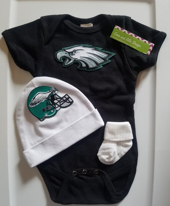 dd616e8ec Philadelphia eagles baby outfit philly eagles babyeagles