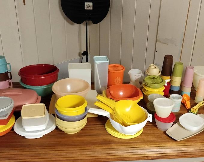 Vintage Tupperware Lot #1