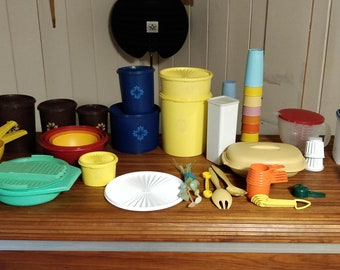 Vintage Tupperware Lot #4