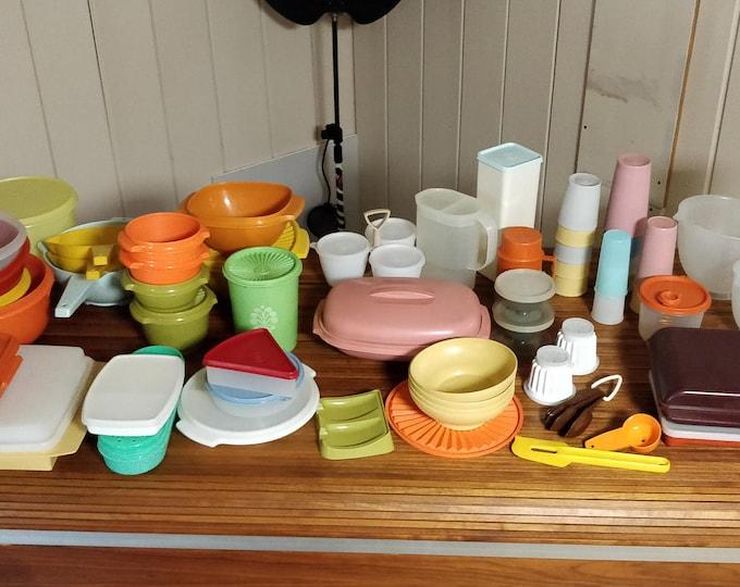 Vintage Tupperware Lot #3