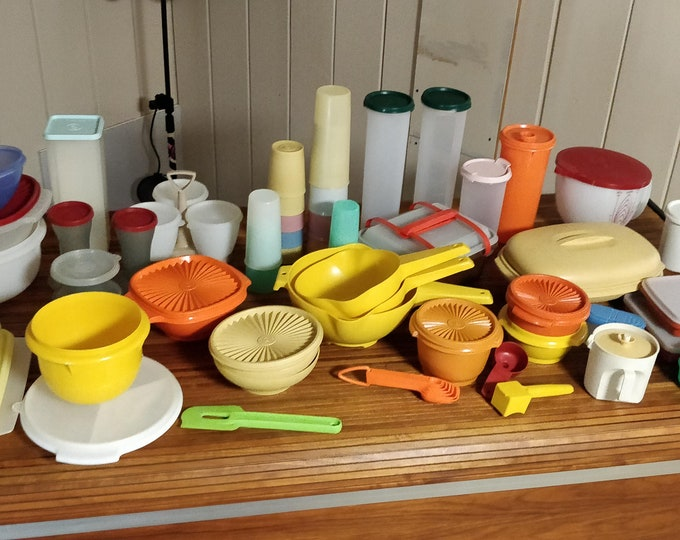 Vintage Tupperware Lot #2