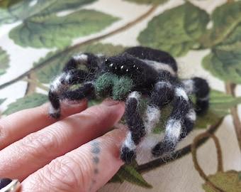Custom Tarantula/Jumping Spider Plush