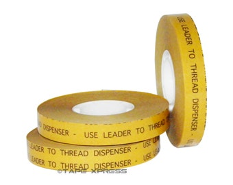 """1/2"""" (3 rolls) ATG Adhesive Transfer Tape (Fits 3M Gun) For Photo Crafts & Scrapbooking (3 rolls) - Free Shipping Within USA"""
