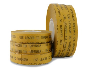 """1/2"""" (6 rolls) ATG Adhesive Transfer Tape (Fits 3M Gun) For Photo Crafts & Scrapbooking (6 rolls) - Free Shipping Within USA"""