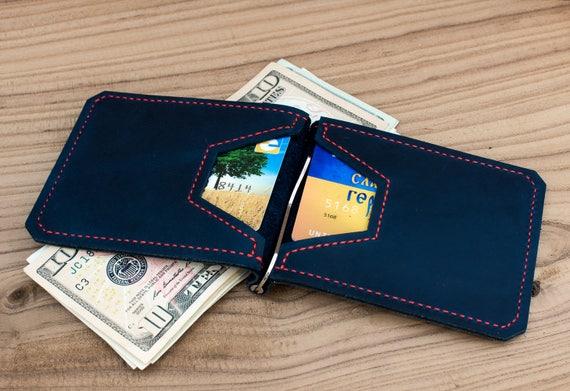 image 0 - Money Clip Card Holder