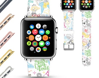 Disney apple watch band  99224ce19b9f