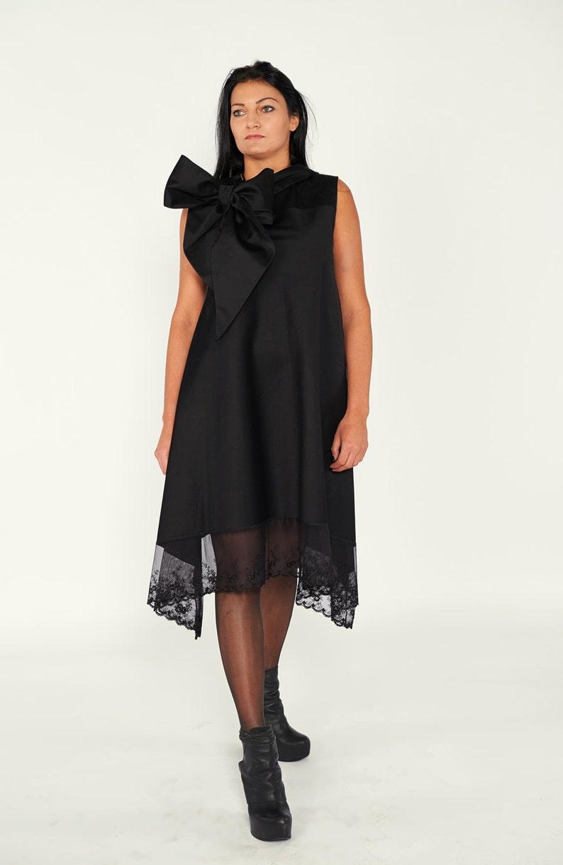 39838d5abe Sexy czarna sukienka Gothic Odzież Party Dress sukienka