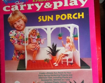 Carry & Play Sun Porch pattern