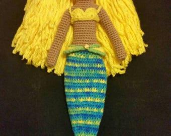 Jane Doll in Lemon/Lime