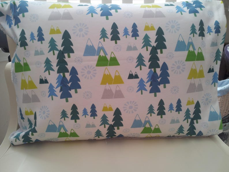 Old McDonald Song Lyrics Puff Quilt Crib Baby Kids Toddler CottonFlannel Blanket Handmade Designer Inspired 25x25