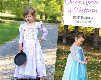 Once Upon a Pattern PDF Sewing Pattern