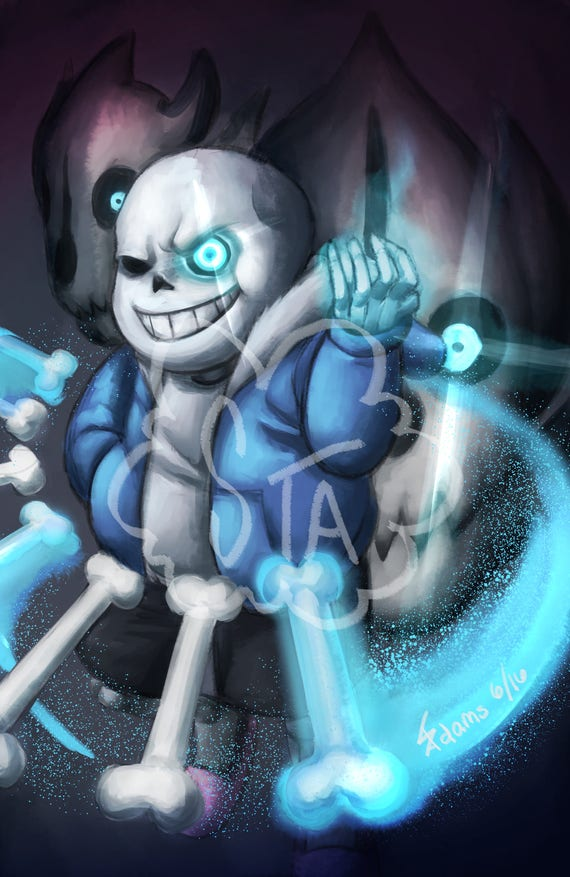 Sans: Your Gonna Have a Bad Time