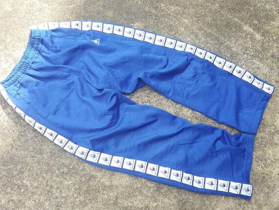 VTG Le Coq Sportif Sport Pants Trackpants 90s RARE
