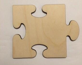 Laser cut puzzle | Etsy