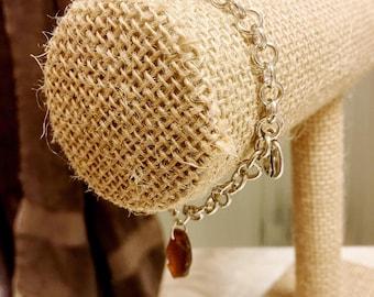 Coffee Lovers Charm Bracelet