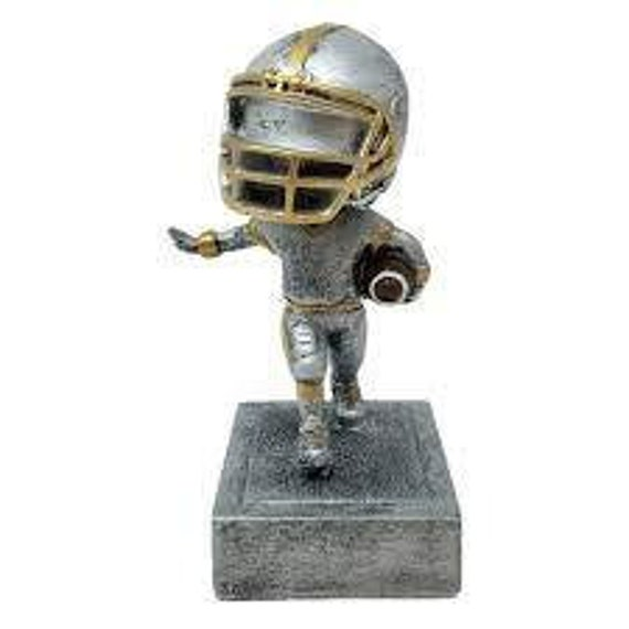Horse/'s Rear Bobble Trophy with 3 lines of custom text