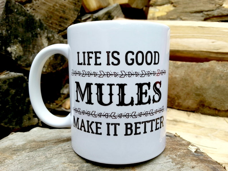 Gifts for Mule Owners Gifts for Mule Riders Saddle Mule image 0