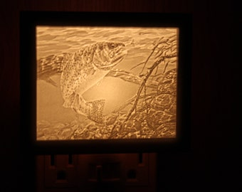 Lithophane Nightlight
