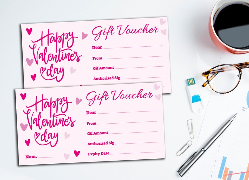 graphic relating to Printable Voucher titled Present Certification * Reward Voucher * printable Voucher * Prompt Obtain * present coupon * printable coupon * Valentines Working day
