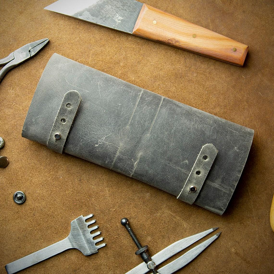 Handmade Leather Travel Organiser