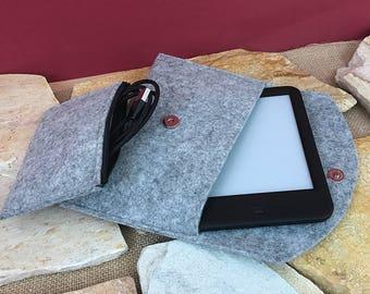 e-reader case, pocket for e-reader, e-reader sleeve