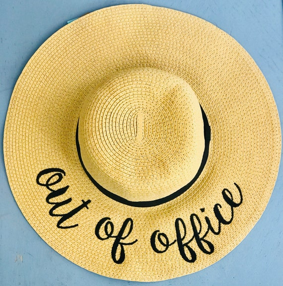 7ddc30a51bc Out of Office sun hat