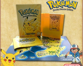 Pokemon Special Pikachu Edition NES Nintendo