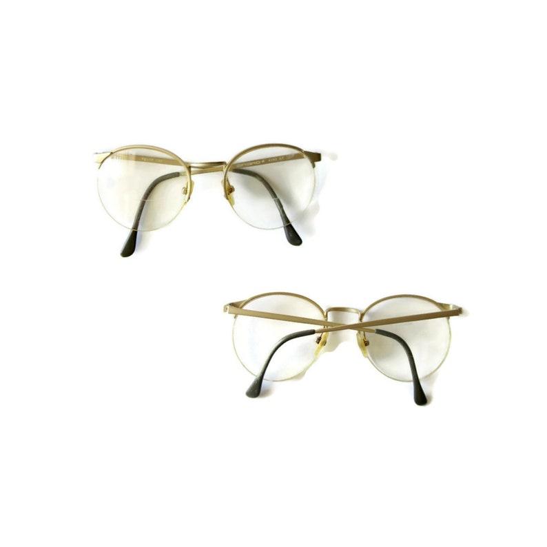 18250a650e9 Vintage Girard Eyeglasses 80s Eyeglasses Retro Frames Vintage