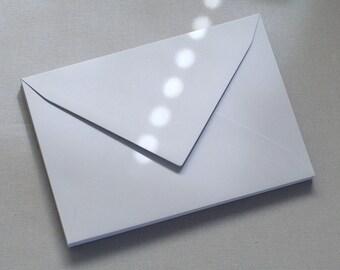 Envelope Format DIN C6 or B6 Hue Sage / Pale Green / Grey Green