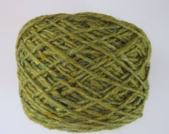 Tweed mohair - Lime
