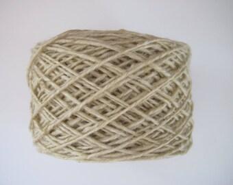 Tweed mohair - oatmeal