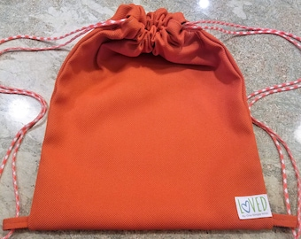 Loved Bags For Charity(Tangerine)