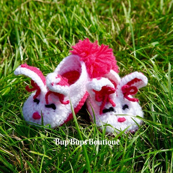 Crochet Baby Boy \u0026 Girl Bunny Rabbit