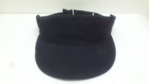 Vintage 80s 90s BMW Sun Visor Hats Adjustable Strapback Unisex  b6db5d1d993